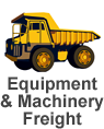Equipment and Machinery Freight Services